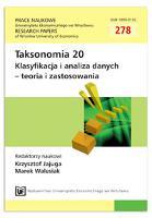 Przetwarzanie równoległe algorytmów analizy skupień w technologii CUDA. Prace Naukowe Uniwersytetu Ekonomicznego we Wrocławiu = Research Papers of Wrocław University of Economics, 2013, Nr 278, s. 180-187 - Dudek, Andrzej