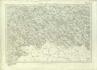 Bl. 28. Umgebungen von Grybów, Gorlice und Żmigrod - Kummersberg, Carl von (1797-1877)