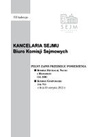Pełny Zapis Przebiegu Posiedzenia Komisji Edukacji, Nauki i Młodzieży (nr106) z dnia 30 sierpnia 2013 r. - Kancelaria Sejmu Biuro Komisji Sejmowych