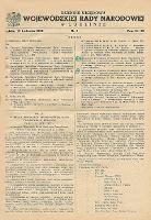 Dziennik Urzędowy Wojewódzkiej Rady Narodowej w Lublinie 1952 nr 5