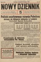 Nowy Dziennik. 1939, nr54