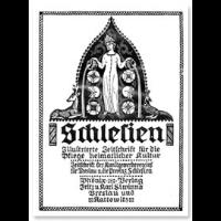 Schlesien : Illustrierte Zeitschrift für die Pflege heimatlicher Kultur. Zeitschrift des Kunstgewerbevereins für Breslau u. die Provinz Schlesien, 2 Jahrgang, 1908, Heft 6