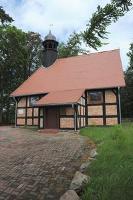 Kościół w Objeździe (1) - Maziejuk, Jan (1938- )