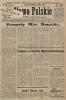 Słowo Polskie. 1929, nr184