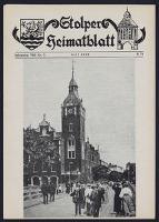 Stolper Heimatblatt für die Heimatvertriebenen aus der Stadt und dem Landkreise Stolp in Pommern