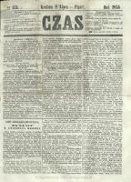 Czas. 1853, nr 153 (8 VII)