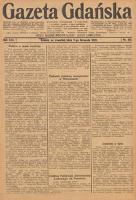 Gazeta Gdańska, 1922.02.17 nr 39