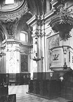 Kościół św. Antoniego z Padwy na Czerniakowie w Warszawie. Wnętrze - Poddębski, Henryk