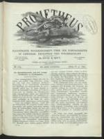 Prometheus : Illustrirte Wochenschrift über die Fortschritte in Gewerbe, Industrie und Wissenschaft. 4. Jahrgang, 1893, Nr 189
