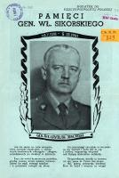 Pamięci Gen. Wł. Sikorskiego : dodatek do Rzeczypospolitej Polskiej 1943