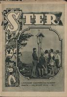 Ster : ilustrowane czasopismo dla młodzieży Nr 1 (1943/44)