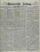 Pommersche Zeitung : organ für Politik und Provinzial-Interessen.1860 Nr. 320