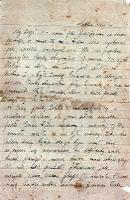 List Samuela Żytomirskiego do Leona Żytomirskiego