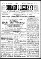 Kurjer Codzienny, R.22, nr 118 (30 kwietnia 1886)