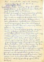 """Życiorys Stefana Szwedowskiego – odpis z """"Więzi"""", nr 10 z 1973 [nazwa – red.] - Hass, Ludwik"""