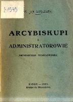 Arcybiskupi i administratorowie archidiecezji mohylowskiej - Wasilewski, Jan