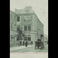 Szkoła cztero klasowa żeńska im. św. Jadwigi w Rzeszowie [Fotowidokówka z obiegu]