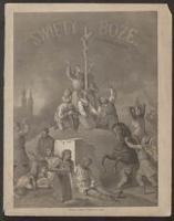 Swięty Boże : suplikacye : na cztery głosy solowe, chór i orkiestrę - Dobrzyński, Ignacy (1807-1867)