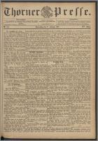Thorner Presse 1897, Jg. XV, Nro. 35 + Beilage