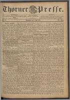 Thorner Presse 1897, Jg. XV, Nro. 129 + Beilage