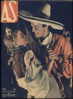 As. Ilustrowany magazyn tygodniowy, 1938, R. 4, nr 9