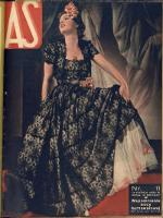 As. Ilustrowany magazyn tygodniowy, 1938, R. 4, nr 11