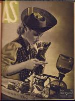 As. Ilustrowany magazyn tygodniowy, 1938, R. 4, nr 10