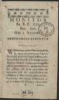 Monitor. R.1772 Nr 1