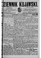 Dziennik Kujawski. 1905, R. 13 nr 176 (3 sierpnia)