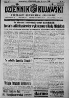 Dziennik Kujawski. 1938, R. 46 nr 81 (8 kwietnia)