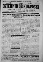 Dziennik Kujawski. 1938, R. 46 nr 98 (29 kwietnia)