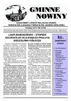 Gminne Nowiny. 2013, nr 3 (10 II) = nr 780