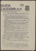 Gazeta Zjazdowa, nr 6 - brak autora