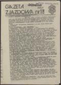 Gazeta Zjazdowa, nr 13 - brak autora