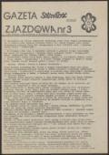 Gazeta Zjazdowa, nr 3 - brak autora