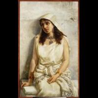 Portret kobiety - Gażycz, Maria (1869-1935)