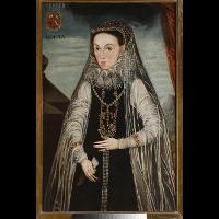 Portret Jadwigi z Tarłów Mniszchowej (zm. 1629) - Nieznany malarz polski