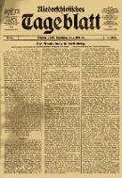 Niederschlesisches Tageblatt, no 106 (Donnerstag, den 8. Mai 1913)
