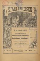 Stahl und Eisen, Jg. 51, Heft 15