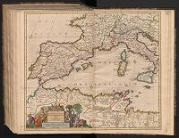 Accuratissima Occidentalioris districtus Maris Mediterranei tabula. Authore Iusto Danckerts - Danckerts, Justus (1635-1701)