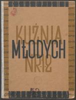 Kuźnia Młodych : czasopismo młodzieży szkolnej. R. 3, 1934 nr 1-2 (1-15 I)
