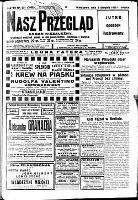 Nasz Przegląd : organ niezależny, R.7 [i.e. 8] (9 sierpnia 1930), nr 221