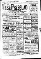 Nasz Przegląd : organ niezależny, R.7 [i.e. 8] (10 sierpnia 1930), nr 222