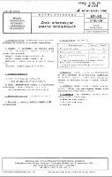 Znaki informacyjne statków śródlądowych BN-90/3780-06 - Centrum Badawczo-Projektowe Żeglugi Śródlądowej we Wrocławiu (oprac.)