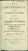 Ars rhetorica ad Tullianam rationem exacta [...] - Le Jay, Gabriel-François (1657-1734)