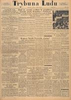Trybuna Ludu : organ Komitetu Centralnego Polskiej Zjednoczonej Partii Robotniczej, 1950.02.09 nr 40