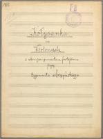 Kołysanka na wiolonczelę z akompaniamentem fortepianowym - Moczyński, Zygmunt (1871-1940)