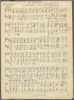 O, witajże nam, wiosenko : chór mieszany - Moczyński, Zygmunt (1871-1940)