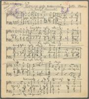Wonne gaje zaszumiały : chór mieszany - Moczyński, Zygmunt (1871-1940)