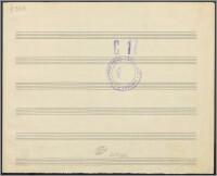 Pieśń do św. Barbary, męczenniczki : [na chór mieszany] - Moczyński, Zygmunt (1871-1940)